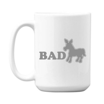 Bad  Ass 15 Oz Coffe Mug Designed By H3lm1