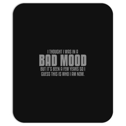 Bad  Mood Mousepad Designed By H3lm1