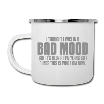 Bad  Mood Camper Cup Designed By H3lm1