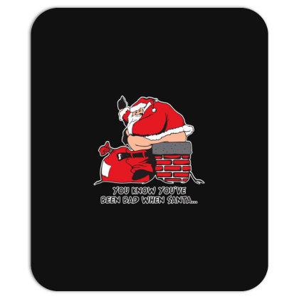 Bad  Santa Mousepad Designed By H3lm1