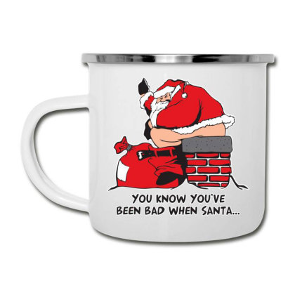 Bad  Santa Camper Cup Designed By H3lm1