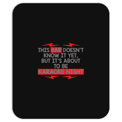 Bar  Night Mousepad Designed By H3lm1