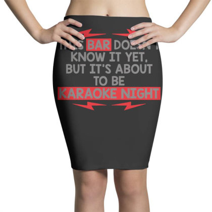 Bar  Night Pencil Skirts Designed By H3lm1