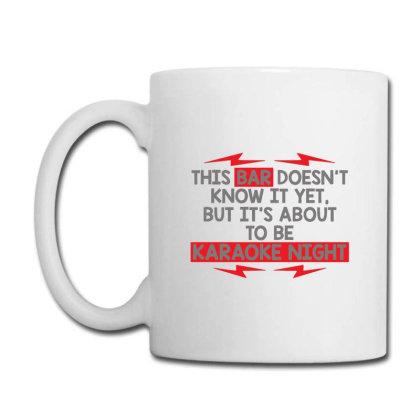 Bar  Night Coffee Mug Designed By H3lm1