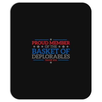 Basket  Trump Mousepad Designed By H3lm1