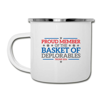 Basket  Trump Camper Cup Designed By H3lm1