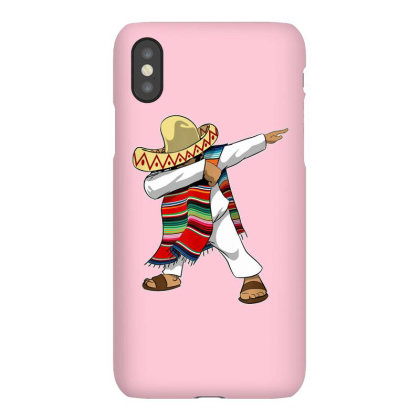 Mexican Poncho Dabbing Iphonex Case Designed By Mrt90