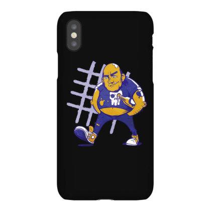 Drunk Rocker Iphonex Case Designed By Dirjaart