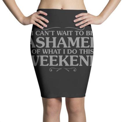 Be  Ashamed Pencil Skirts Designed By H3lm1
