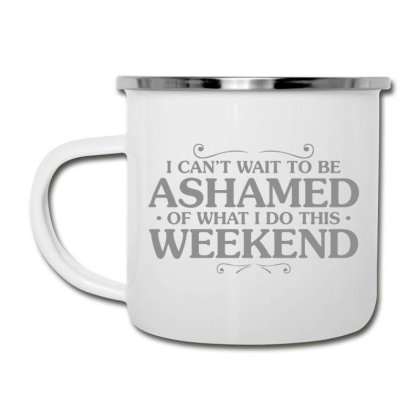Be  Ashamed Camper Cup Designed By H3lm1