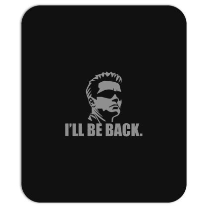 Be  Back Mousepad Designed By H3lm1