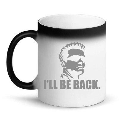 Be  Back Magic Mug Designed By H3lm1