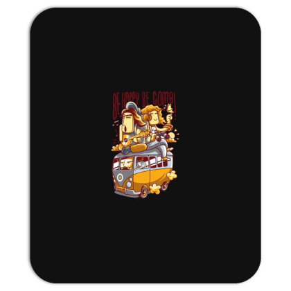 Be Happy Be Combi Mousepad Designed By H3lm1