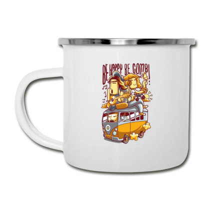 Be Happy Be Combi Camper Cup Designed By H3lm1