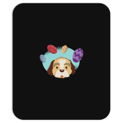 Easter Dog Mousepad Designed By Dirjaart