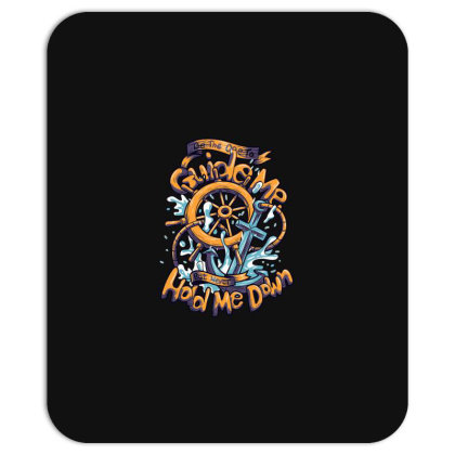 Be The One Who Guide Me Mousepad Designed By H3lm1