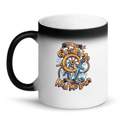 Be The One Who Guide Me Magic Mug Designed By H3lm1