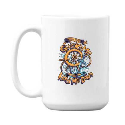 Be The One Who Guide Me 15 Oz Coffe Mug Designed By H3lm1