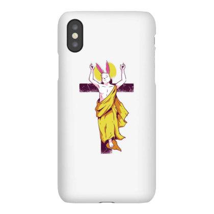 Easter Bunny Resurrection Iphonex Case Designed By Dirjaart
