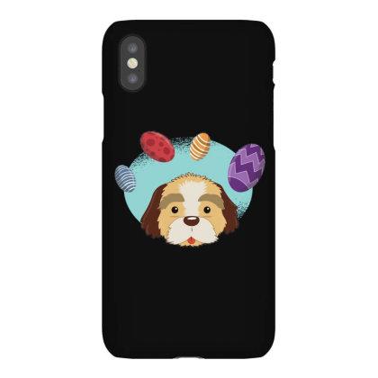 Easter Dog Iphonex Case Designed By Dirjaart