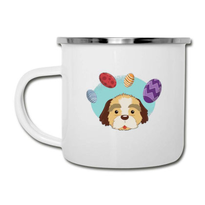 Easter Dog Camper Cup Designed By Dirjaart