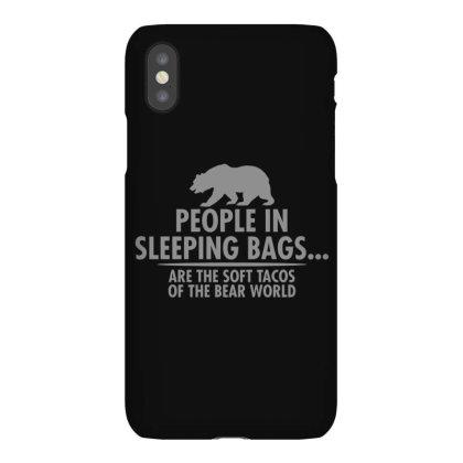 Bear  World Iphonex Case Designed By H3lm1