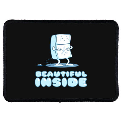 Beautiful Inside Rectangle Patch Designed By H3lm1