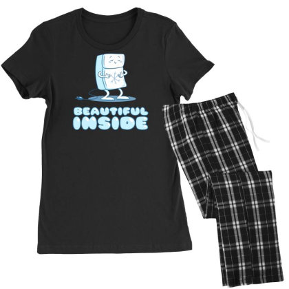 Beautiful Inside Women's Pajamas Set Designed By H3lm1