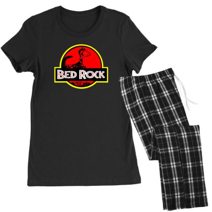 Bedrock Women's Pajamas Set Designed By H3lm1