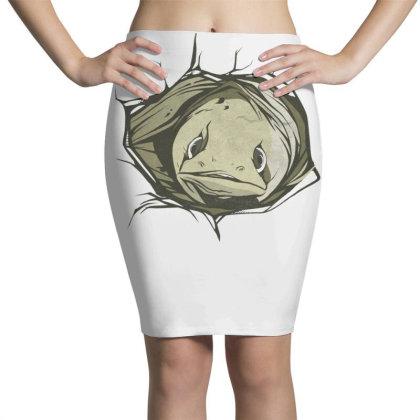 Eel Hole Pencil Skirts Designed By Dirjaart