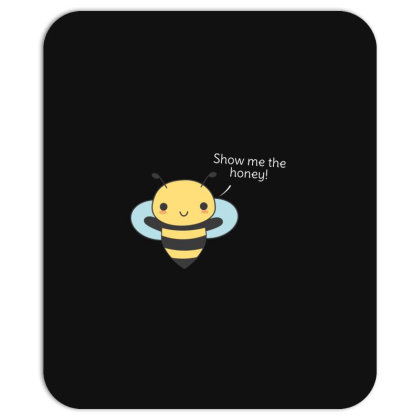 Bee Pun Is Funny Mousepad Designed By H3lm1