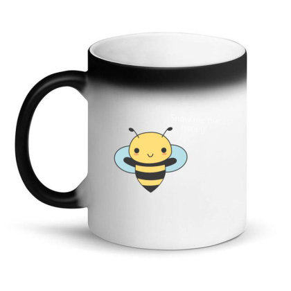 Bee Pun Is Funny Magic Mug Designed By H3lm1
