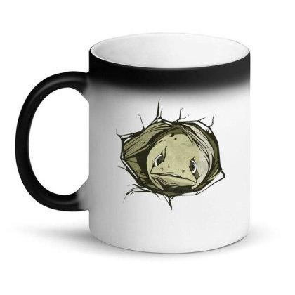 Eel Hole Magic Mug Designed By Dirjaart