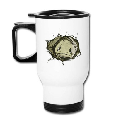 Eel Hole Travel Mug Designed By Dirjaart