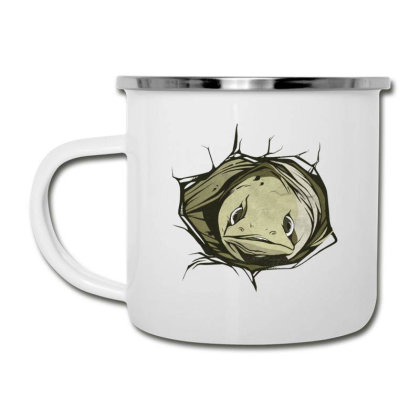 Eel Hole Camper Cup Designed By Dirjaart