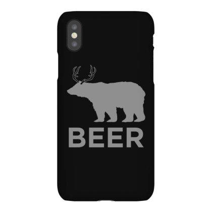 Beer  Animal Iphonex Case Designed By H3lm1