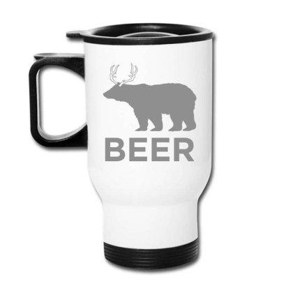 Beer  Animal Travel Mug Designed By H3lm1
