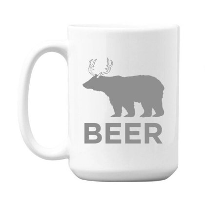 Beer  Animal 15 Oz Coffe Mug Designed By H3lm1