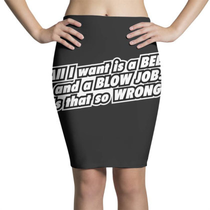 Beer  Bj Pencil Skirts Designed By H3lm1