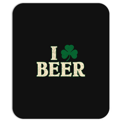 Beer  Clover Mousepad Designed By H3lm1