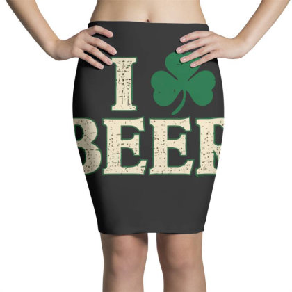 Beer  Clover Pencil Skirts Designed By H3lm1