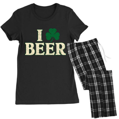 Beer  Clover Women's Pajamas Set Designed By H3lm1