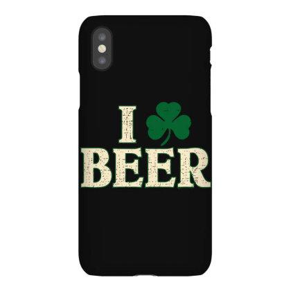 Beer  Clover Iphonex Case Designed By H3lm1