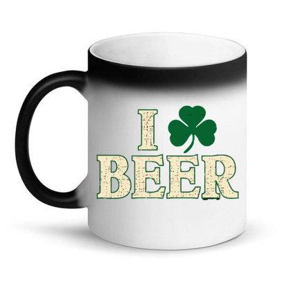 Beer  Clover Magic Mug Designed By H3lm1