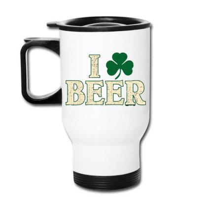 Beer  Clover Travel Mug Designed By H3lm1