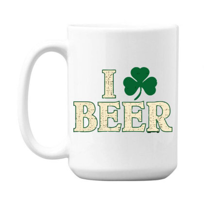 Beer  Clover 15 Oz Coffe Mug Designed By H3lm1