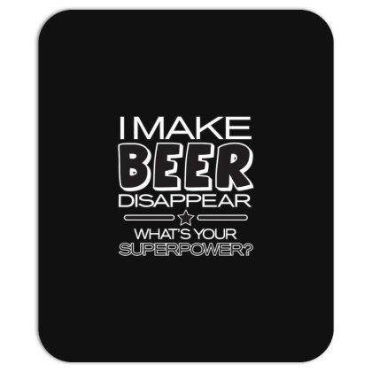 Beer  Disappear Mousepad Designed By H3lm1