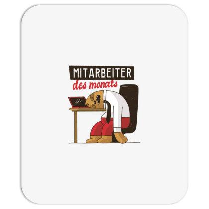 Employee Of The Month Mousepad Designed By Dirjaart