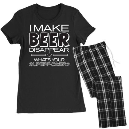 Beer  Disappear Women's Pajamas Set Designed By H3lm1