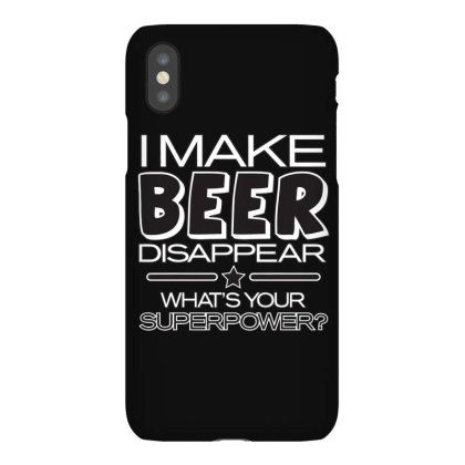 Beer  Disappear Iphonex Case Designed By H3lm1